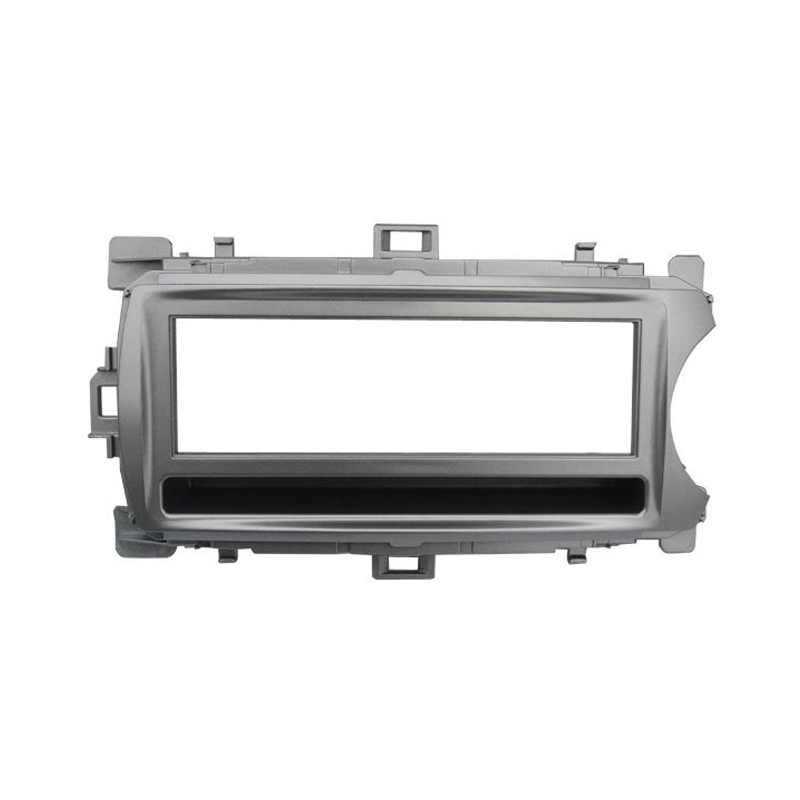 Picture of Car Stereo 1Din Dash Panel Fascia Frame Adapter For Toyota Yaris (XP130) Face Plate Frame Refitting Trim Kit