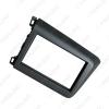 Picture of 2-Din Car CD/DVD Fascia Frame for HONDA Civic(LHD) 2011-2013 Radio Dash Panel Frame Fitting Adaptor Mounting Trim Kit