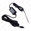 Picture of 1500MA Car Micro USB 8V to 40V Auto Dash Camera DVR Katallobar Hardwire Kit Voltage Reduction Cable