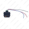 Picture of Car Fog Light Switch Working Light Switch For NISSAN Qashqai Juke Tiida Almera 5pin On-off Switch Wire Cable