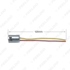 Picture of Car BA15D Connector LED Bulb Replacement Socket BA15D Bulb Holder Adapter With Extension Wire Harness