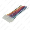 Picture of Universal Car Wire Harness Connector 4Pin-24Pin Into Car DVD CD Radio Stereo Wire Plug Adapter