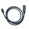 Picture of From MDI/AMI Interface To Type-C Connector Power Charge Cable Only  Use For Audi/Volkswagen Car Charger Wire Cable