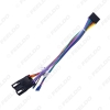 Picture of 16P Car Head Unit Wire Harness Adapter For Volkswagen ISO OEM Car Radio Harness