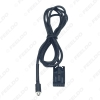 Picture of Car Stereo Audio 3.5mm Female Socket AUX Adapter Cable For BMW Z4/E85/E86/X3/E83 MINI COOPER Wire Adapter