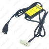 Picture of Auto MP3 Player Radio Interface USB Aux-in Adapter For Toyota Lexus 5+7 Pin Replacement Car Styling Interior CD Charger