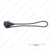 Picture of AMI/MDI Interface To Lightning Jack Power Charger Only Adapter Cable For Audi/Volkswagen Car(Model Year:2009~2014)