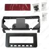 Picture of Car Audio Radio Dash Fascia Frame For Misubishi L200 Triton Pajero Sport II Challenger Stereo Frame Installation Trim Kit