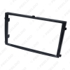 Picture of Car 2DIN Face Frame Panel for Ssangyong Rexton 2007+ Stereo Interface CD/DVD/Radio Fascia In Dash Mount Trim Kit