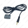 Picture of New Car 3.5mm Audio AUX-in Adapter 24Pin Connector Changer Cable For Honda CRV/Civic/Avancier/Vezel/Crider/XR-V/Elysion Wire