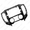 "Picture of Car 9"" 2Din Fascia Panel Frame Dash Kit For Mitsubishi Triton(2015+) Manual Air Condition GPS Navigation Installation"