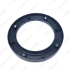 "Picture of 4"" 5"" 6"" 6.5"" Car Universal Stereo Speaker Spacer Adapter Beveled Speaker Mat for General Use All Cars Anti-Slip Mat"