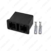 Picture of 1PC Car Auto H7-11 HID LED Bulb DIY Quick Adapter Motorcycle Connector Plug with Terminals
