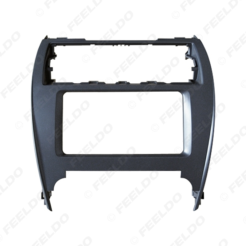 Picture of Car 2DIN Audio Stereo Fascia Frame For Toyota Camry 2011~2015(American/Mid East)Radio Dash Panel Installation Kit