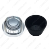 Picture of New Cup Shape 8 User-defined Functions Car Wireless Steering Wheel Control Button For Car Android DVD/GPS Navigation Player
