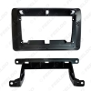 """Picture of Car 2Din Stereo Radio Fascia Frame Adapter For Toyota Yaris L 9"""" DVD GPS Navigation Dash Face Cover Trim Kit"""