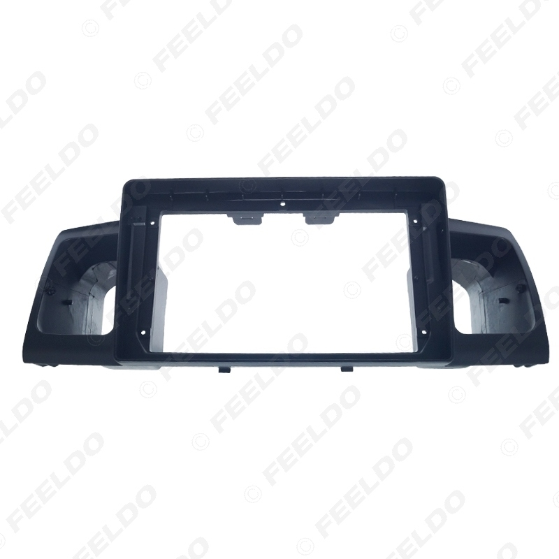 Picture of Car Radio 2Din Fascia Frame For Toyota Corolla EX 13-17 9 Inch Big Screen Dash Stereo Fitting Panel Frame Kit