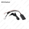 Picture of Car 3PIN CD Wireless Bluetooth Module Audio Input Aux Cable Adapter for Honda Goldwing GL1800 01-14 F6B 13-14 Aux Wring