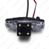 Picture of Car CCD Rear View Camera With LED For Honda Accord/Pilot/Civic/Odyssey Reversing Backup Camera