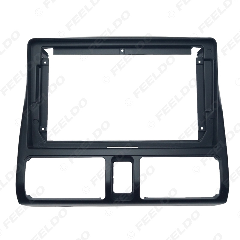 """Picture of Car Stereo 2Din Fascia Frame Adapter For Honda CRV 2002 9"""" Big Screen Audio DVD Player Fitting Panel Frame Kit"""