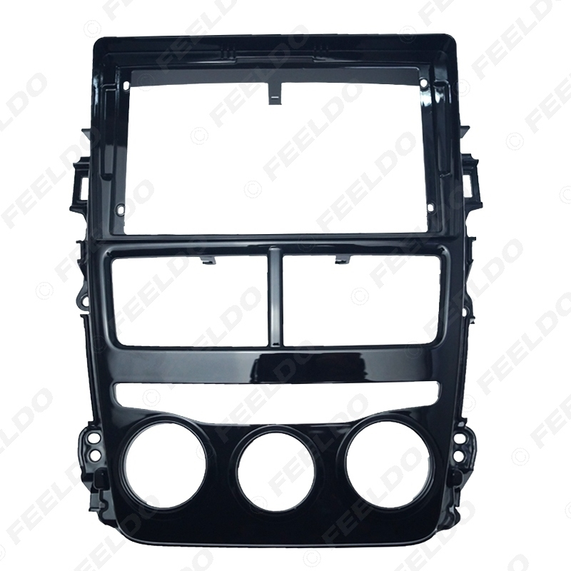 """Picture of Car Audio 9"""" Big Screen DVD 2Din Fascia Frame Adapter For Toyota Vios 18-19 Yaris 17 Fitting Panel Frame Kit"""