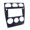 Picture of Car Audio 2Din Fascia Frame Adapter With AC Panel & Power Cable Canbus For Mazda 6 Big Screen DVD Fitting Dash Trim Kit