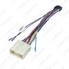 Picture of Car Audio DVD 16PIN Android Power Cable Adapter For Dongfeng Fengxing Lingzhi M3/M5 Power Wiring Harness
