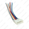 Picture of Car Radio 12pin Female Connector Plug Wire Harness Adapter For Suzuki Wagon R Audio CD Player Wiring