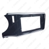 "Picture of Car Stereo Fascia Frame Adapter For Honda City Greiz Gienia LHD/RHD 10.1"" Big Screen 2Din Dash Fitting Panel Frame Kit"