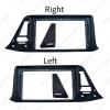 "Picture of Car Stereo Facia Panel Frame Adaptor For Toyota C-HR (LHD/RHD) 2Din Radio Audio 9"" CD/DVD Dash Trim Kits"