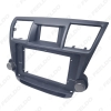"Picture of Car Stereo 2Din Fascia Frame Adapter For Toyota Highlander/Kluger 10.1"" Big Screen Audio Dash Panel Frame Fitting Kit"