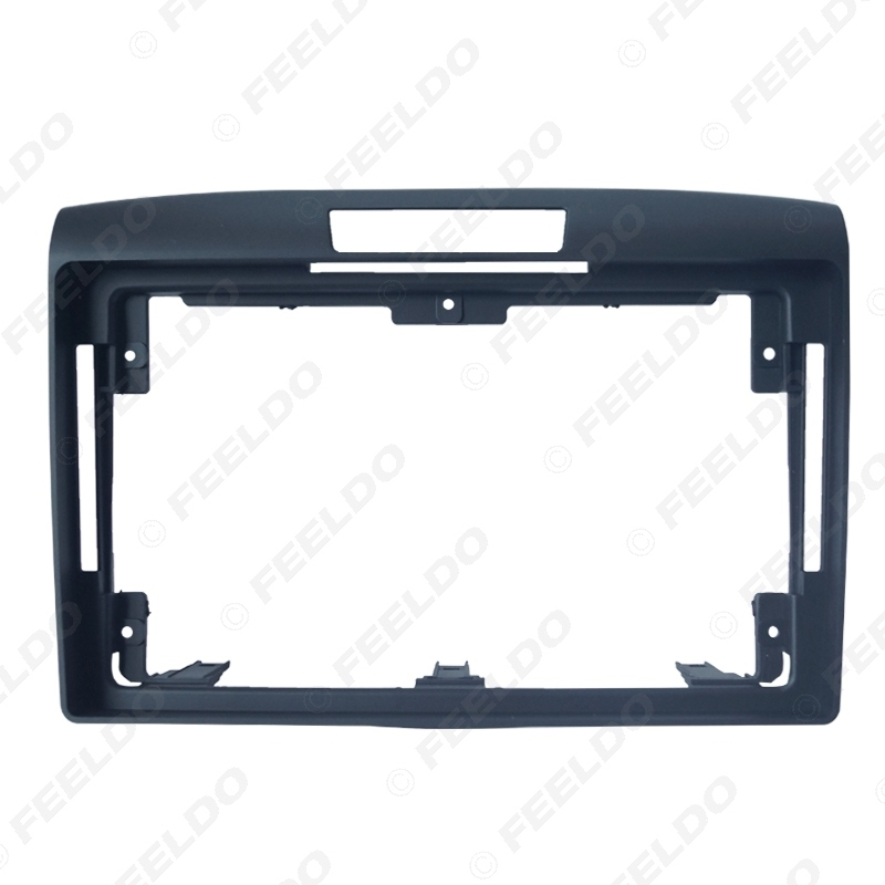 """Picture of Car Stereo Audio Fascia Frame Adapter For Honda CRV 12-16 9"""" Big Screen 2Din Dash Fitting Panel Frame Kit"""