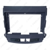 """Picture of Car Stereo 2Din Fascia Frame Adapter For Mitsubishi Outlander 9"""" Big Screen Audio Dash Fitting Panel Frame Kit"""