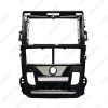 """Picture of Car Audio Radio 9"""" Big Screen Fascia Adapter Frame For Toyota yaris 2018 2Din Dash Stereo Fitting Panel Frame Kit"""