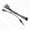 Picture of Car Audio DVD Player 16PIN Android Power Cable Adapter For Honda CRV/BRV/HRV/JAZZ Radio Wiring Harness