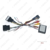 Picture of Car Audio CD/DVD 16PIN Android Power Cable Adapter With Canbus Box For Buick GL6 Excelle GX Wiring Harness