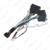 Picture of Car Audio Raddio 16PIN Android Power Cable Adapter With Canbus Box For Porsche Cayenne CD/DVD Player Wiring Harness