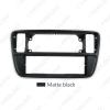 Picture of Car 1DIN Radio Fascia Frame For VOLKSWAGEN UP Skoda Citigo Seat Stereo Plate Panel Frame Dash Installation Bezel Kit