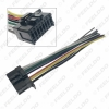 Picture of Auto Universal 16Pin Car Wire Harness Adapter Connector Plug For Pionner DVD CD Radio Stereo Wire Cable