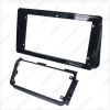"""Picture of Car Audio Fascia Frame Adapter For Nissan Kicks 17-20 9"""" Big Screen 2DIN DVD Player Fitting Panel Frame Kit"""