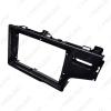 "Picture of Car Audio 9"" Big Screen 2DIN Fascia Frame Adapter For Honda Fit (RHD,HK) Dash Fitting Panel Frame Kit"