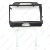 """Picture of Car Radio Audio 2DIN 9"""" Big Screen Fascia Frame Adapter For KIA Sportage 11-16 DVD Player Dash Fitting Panel Frame Kit"""