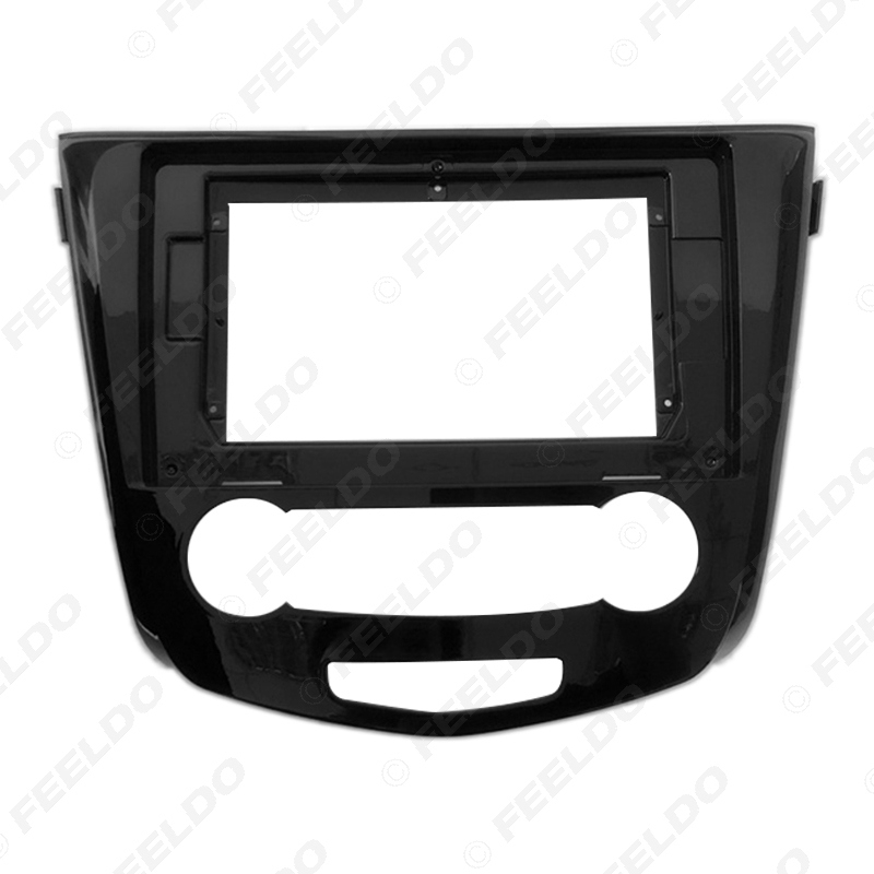 """Picture of Car Audio 10.1"""" Big Screen 2DIN Fascia Frame Adapter For Nissan Qashqai DVD Player Dash Fitting Panel Frame Kit"""
