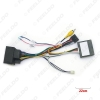 Picture of Car 16pin Audio Wiring Harness With Canbus Box For Trumpchi GS3/GS4/GE3 Aftermarket Stereo Installation Wire Adapter