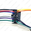 Picture of Car Stereo Radio 16Pin Plug Harness For Sony For JVC Radio Audio Play Auto Adapter Wiring Harness Connector