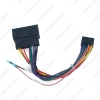 Picture of Car Audio 16Pin Adaptor Wiring Harness Power Calbe For Ford Escort 2015+ Aftermarket Stereo Installation Kits