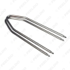 Picture of 2pcs/Set  Auto CD DVD Radio Stainless Steel Installation and Removal V-Style Tools