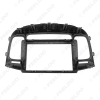 """Picture of Car Stereo 9"""" Big Screen Fascia Frame Adapter For Hyundai Accent 06-11 2Din Dash Audio Fitting Panel Frame Kit"""