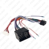 Picture of Car 16Pin Power Wiring Harness Cable Adapter With Canbus For BMW E46/E39(1995-2000)/E53(99) Install Aftermarket Android Stereo
