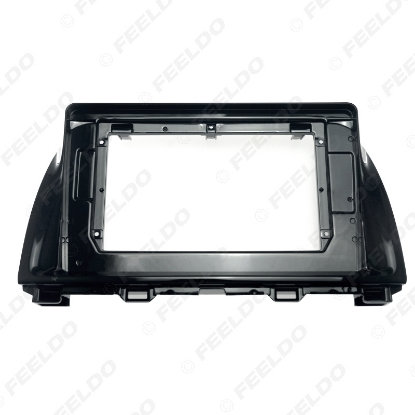 Picture of Car Audio 10.1 Inch Big Screen Fascia Frame Adapter For Mazda CX-5 2Din DVD Player Dash Audio Fitting Panel Frame Kit